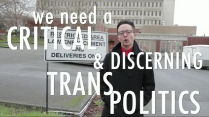 Dean Spade trans política stonewall